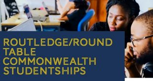 ACU Routledge/Roundtable Commonwealth Studentship