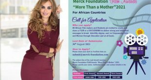 merck foundation more than a mother film awards wirkish