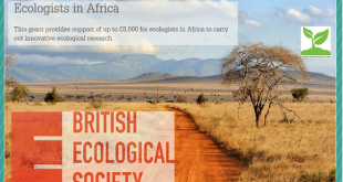 British-Ecological-Society-Grants-for-Ecologists-in-Africa-2021