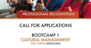 African Culture Fund Visual Artists Bootcamp