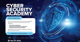 CcHUB Cyber-security Academy for Nigerians and Kenyans 2021