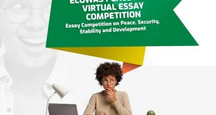 ECOWAS Peace Fund Essay Competition - Wirkish