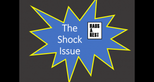 Haus-a-Rest The Shock Issue