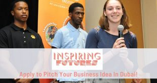 Inspiring Futures Dubai Pitch Competition for African Entrepreneurs
