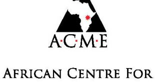 African Centre for Media Excellence Logo Wirkish