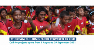 Dream Building Fund Powered by Global Sports Development