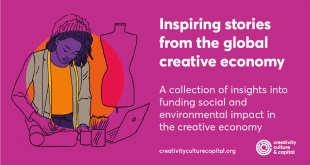 Creativity, Culture & Capital Collection of Essays