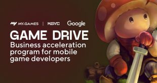 MY.GAMES MGVC Google Game Drive Business Accelerator Program