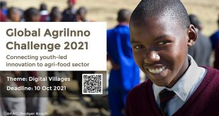 The Global AgriInno Challenge for African Green Startups
