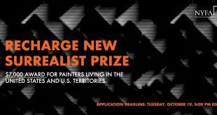 The Recharge New Surrealist Prize for Painters - Wirkish