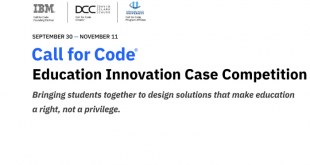 Call for Code Education Innovation Case Competition for African Creatives